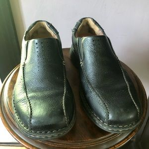 Men's leather shoes by Unstructured